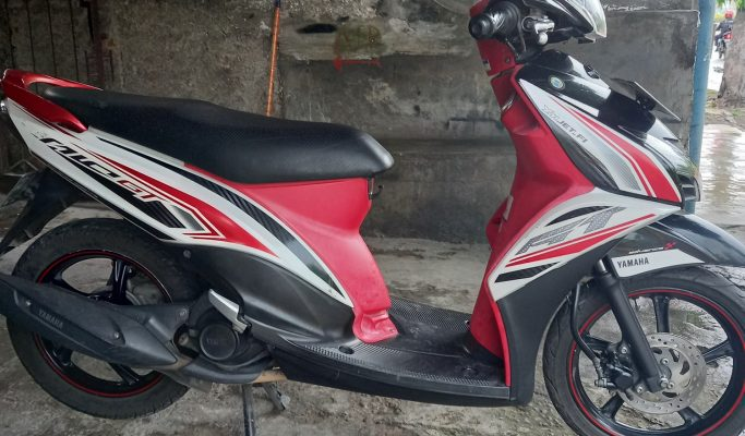 Yamaha Mio GT